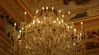 their chandeliers are beautiful and amazing!